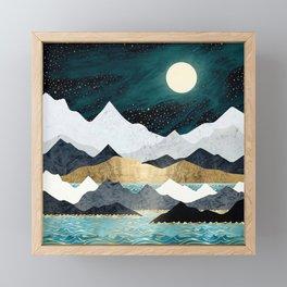 Ocean Stars Framed Mini Art Print