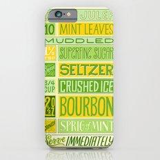 Mint Julep iPhone 6s Slim Case