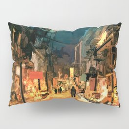 December Lights I Pillow Sham