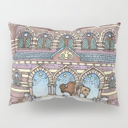 Chapel Hall Gallaudet University Pillow Sham