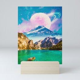 Away From Shore Mini Art Print
