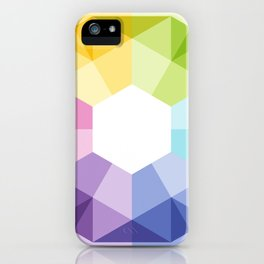 Fig. 020 Kaleidoscope iPhone Case