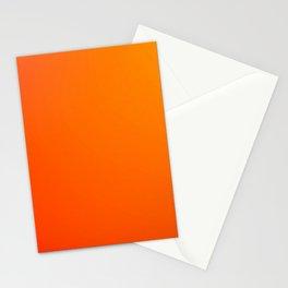Shades Of Orange Stationery Cards