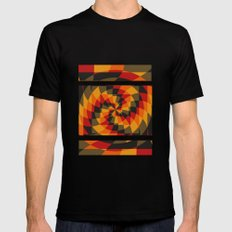 Dragon Box MEDIUM Mens Fitted Tee Black