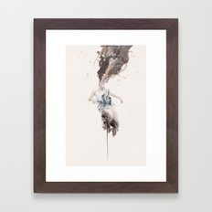Untitled 14 Framed Art Print