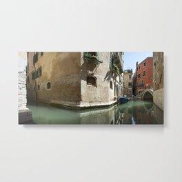 italy - venice - widescreen_621-623 Metal Print