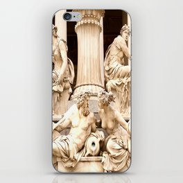 Beautiful Sculptures #decor #society6 iPhone Skin