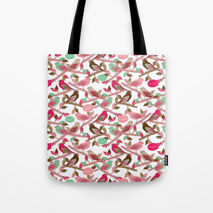 Tweet! Tote Bag