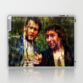 Rab Insists I Will Tell You This Laptop & iPad Skin