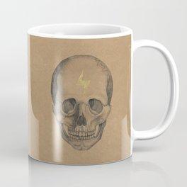 """""""26"""" Skull Coffee Mug"""