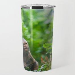 Pair of pygmy monkeys Travel Mug