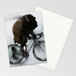 BUFF RIDER Stationery Cards