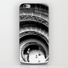 Spiral Staircase, Vatican Museum iPhone & iPod Skin