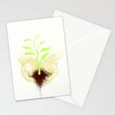 In your hands Stationery Cards