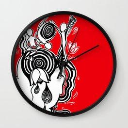 Inner Peace? Wall Clock