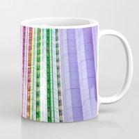 urban Mugs featuring Urban  by Maite Pons