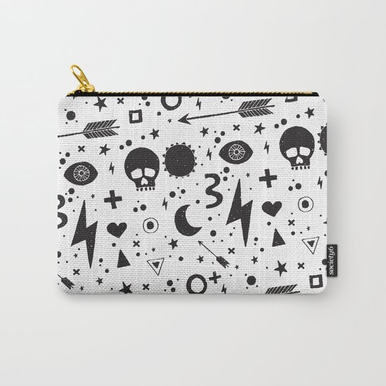 Weapons of weariness Carry-All Pouch