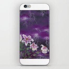 Electric Stargazers iPhone Skin