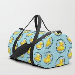 Fuck-A-Duck Duffle Bag
