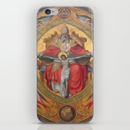 Cologne Cathedral - Altar of the Poor Clares iPhone Skin