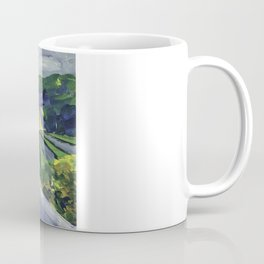 Pinot Noir Label Art for BIN 616 Coffee Mug