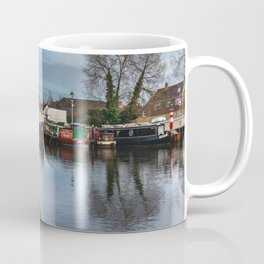 Boats On The Kennet Coffee Mug