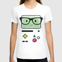 bmo T-shirts featuring BMO  by Diore-Château