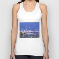 colombia Tank Tops featuring The Santanderes, Colombia. by Alejandra Triana Muñoz (Alejandra Sweet