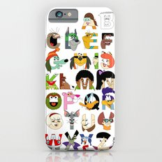 Child of the 70s Alphabet Slim Case iPhone 6s