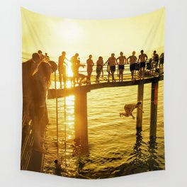 Summer Fun Wall Tapestry