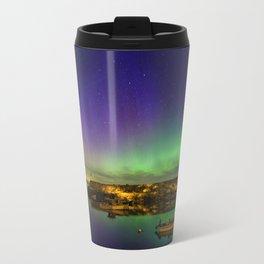 "Lanescove Aurora ""redo"" Travel Mug"