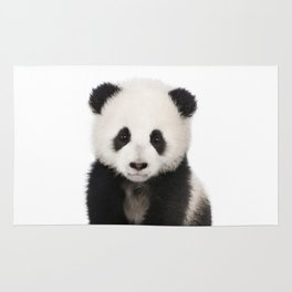 Panda Cub Rug