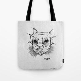 dagon. Tote Bag