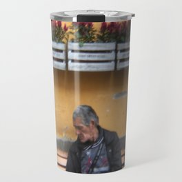 People in the City Travel Mug