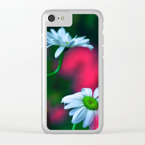 #54 Clear iPhone Case
