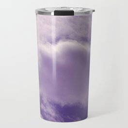 Purple Sky Travel Mug