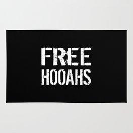 Free Hooahs Rug