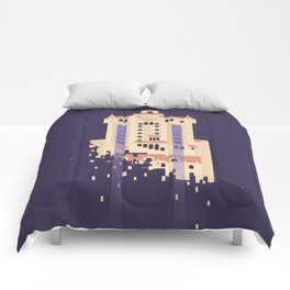 The Hollywood Tower Hotel Comforters