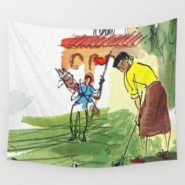 I Like Big Putts Wall Tapestry