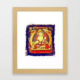 Thanka (1) Framed Art Print