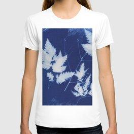 Cyanotype No. 2 T-shirt