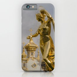 Galatea, Peterhof Grand Palace iPhone Case