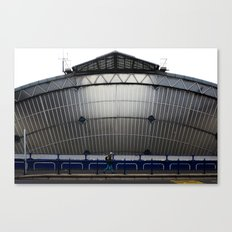 Queen's Street Station Canvas Print