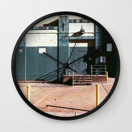 speed limit Wall Clock