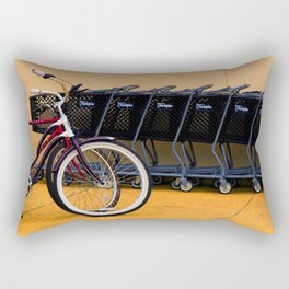 Bike Rectangular Pillow