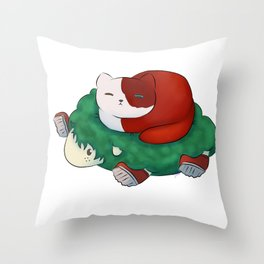 BnHA Atsume - Todoroki Throw Pillow