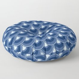 Koi Nobori Magoi Floor Pillow