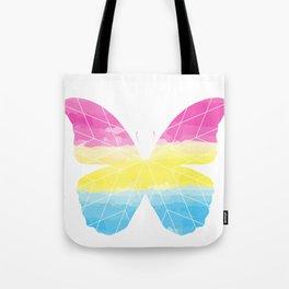 Starblanket Series: Pansexual Pride Tote Bag