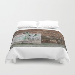 Two bottles Duvet Cover