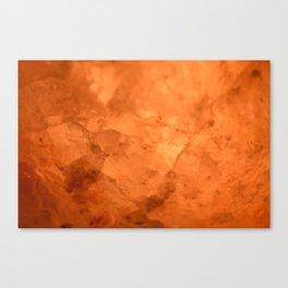 Rock Salt Canvas Print